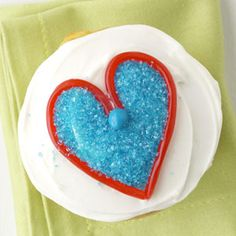 Have a Heart Cupcakes Recipe from Taste of Home