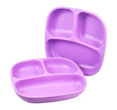 Re-Play - Unterteilter Teller - Purple - 5€