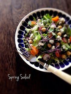 春色サラダ。|レシピブログ