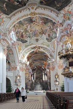 Einsiedeln_-_Kloster