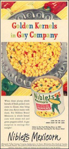 Niblets Mexicorn