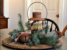 #centrotavola #ecodecorazioni #Natale #addobbi #tavola