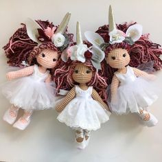 Hi there! So happy to meet you all. We will be listed in our website (link in bio) on Thursday at 8 pm PT. Can't wait to meet our new families ... #sale#unicorndoll #unicorn #babyshower #baby #nursery #handmadewithlove#doll#dolls