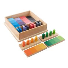 Let's learn about color! This fun activity is perfect for children who are just learning color recognition.
