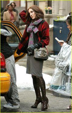 37f152e8951b2  SATC Sarah Jessica Parker (as Carrie Bradshaw) in