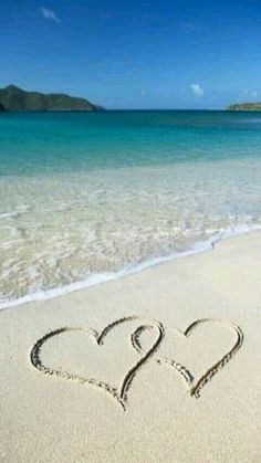 Writing a eulogy for a sister can help relieve the grief and make it easier to handle the situation. Reading a sample eulogy for a sister. Beach Wallpaper, Love Wallpaper, Iphone Wallpaper, Beach Heart, Heart In Nature, I Love The Beach, Beach Pictures, Belle Photo, Love Heart