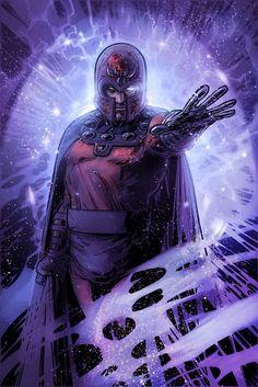 Magneto by Alex Perkins