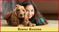 Finding Rental Housing that Allows Your Pets