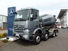 Camiões Usados Mercedes-Benz encontra no Mascus.pt