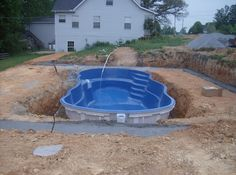 Small Inground Pools