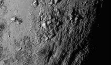 First Pictures From Pluto's Closeup