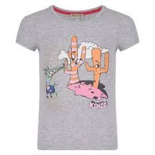 Kenzo Tee Shirt Looking for designer children's clothes in Australia? Visit Petit et Grand today, an online boutique with gorgeous clothes and special gifts.