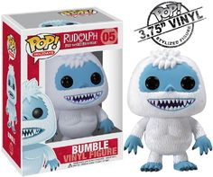 Kirin Hobby : POP! Holiday: Bumble Vinyl Figure by Funko 830395025278