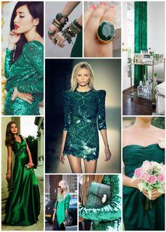 Color Inspiration // #Emerald
