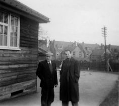 Mr Oliver and Mr Atwood, 1959 - Olton