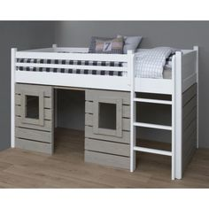 1000 images about one more on pinterest bunk bed alcove bed and ikea - Balances hoogslaper ...