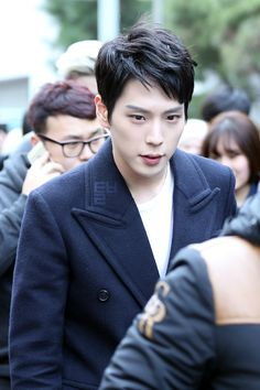 Kim Himchan - The member of BAP that I thought I didn't really like, but ended up sneaking his way to the place of second favorite member. <3