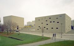 Flashback: New Synagogue Dresden / Wandel Hoefer Lorch + Hirsch | ArchDaily