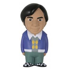 Big Bang Theory Rajesh Koothrappali Stress Toy The Big Bang Theory Fans Site
