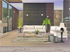 Living Cedar by ung999 at TSR via Sims 4 Updates #Sims4