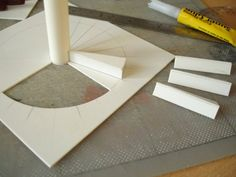 making spiral stairs