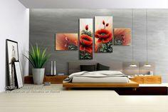cuadros tripticos para dormitorios juveniles - Buscar con Google