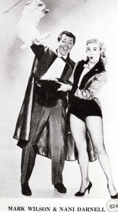 Mark Wilson & Nani Darnell [picture] , State Library of Victoria