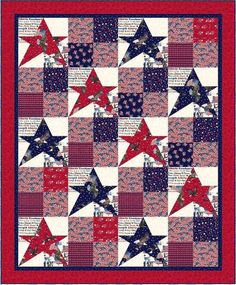 'Tis the season for red, white and blue ! Memorial Day, Flag Day, and America's Independence Day are just around the corner. Red, white an...