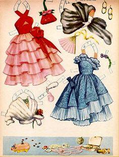 Barbara Britton 1954 Saalfield $4318 - Bobe - Picasa Web Albums