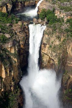 Jim Jim Falls, Kakadu National Park, Australia