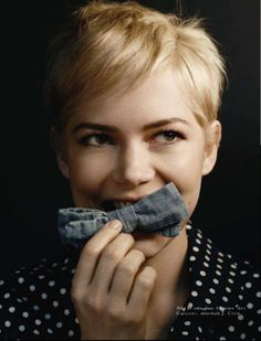 Michelle Williams photographed by Mark Segal ADORABLE AS USUAL;