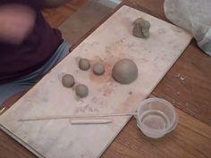 Clay animal tutorial