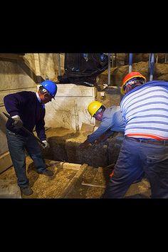 EPIRUS TV NEWS: Αμφίπολη:Αποκαλύφθηκαν οι Καρυάτιδες Το ύψος τους ...