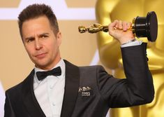 Sam Rockwell wins Oscar for Best Supporting Actor 2018