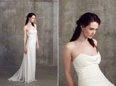 Bridal Separates by Sally Lacock: An Exquisite Collection of 2-Piece Wedding Dresses | Love My Dress® UK Wedding Blog