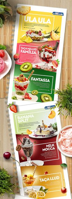 Ice Cream Retouching & Manipulation on Behance