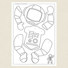 √ astronaut Coloring Pages . 7 astronaut Coloring Pages . Solar System Activities, Solar System Crafts, Solar System For Kids, Solar System Art, Astronaut Craft, Astronaut Images, Space Coloring Pages, Solar System Coloring Pages, Planet Coloring Pages