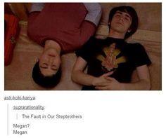 Megan? Megan.