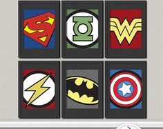 superhero baby shower party supplies - Google Search