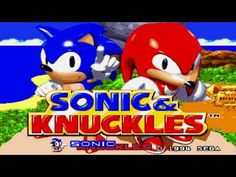 Sonic & Knuckles- Intro - YouTube