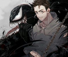 Marvel | VENOM-EDDIE Marvel Venom, Marvel Fan, Marvel Dc Comics, Marvel Avengers, Spiderman, Dc Anime, Spideypool, Comic Movies, Spider Verse