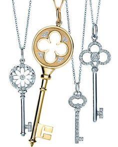 La llaves de Tiffany's