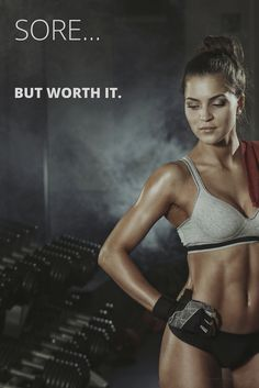 Sore...But worth it. | www.www.myfitstation.com Sport Motivation, Fitness Motivation Quotes, Exercise Motivation, Sport Fitness, Fitness Goals, Fitness Tips, Free Fitness, Fitness Plan, Fitness Women