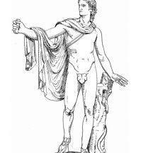printable coloring pages - greek mythology (gods and goddesses ... - Ancient Greek Gods Coloring Pages