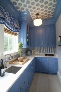 Inside Coastal Living Magazine's 2017 Idea House in Newport, Rhode Island. Images property of The Entertaining House Wellborn Cabinets, Hub Home, Coastal Living Magazine, Cambria Countertops, Pantry Design, Scandinavian Home, Decorating Small Spaces, Beautiful Kitchens, Home Kitchens
