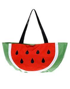 Peter Jensen Watermelon Bag