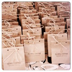 Wedding Favor Bags Nz : ... Pinterest Coffee Favors, Coffee Wedding Favors and Coffee Packaging