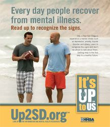Every day people recover from mental illness. Read to recognize the signs.