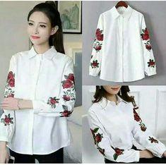 Fn Rosa blouse Rp.  75.000 material : katun mix bordir size : allsize fit L  Informasi dan pemesanan hubungi kami SMS/WA +628129936504 atau www.ummigallery.com  Happy shopping   #jilbab #jilbabbaru #jilbabpesta #jilbabmodern #jilbabsyari #jilbabmurah #jilbabonline #hijab #Kerudung #jilbabinstan #Khimar #jilbabterbaru #jilbab2018 #jilbabkeren #jilbabmodis #bajumuslim #gamis #syari #maxidress #maxi #atasanwanita #atasanmuslim Happy Shopping, Bell Sleeve Top, Blouse, Muslim, Tops, Women, Fashion, Moda, Fashion Styles