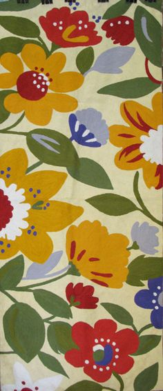 Rosina runner from the  Kim Parker Home Collection